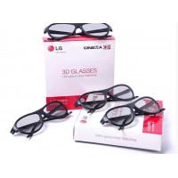 Очки для LG Cinema 3D LED LCD телевизора 4 шт.